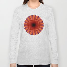 Spherical Pattern 3 Long Sleeve T-shirt