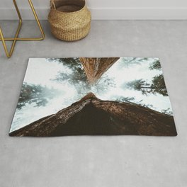 Stand in Awe of the Giant Forest Rug