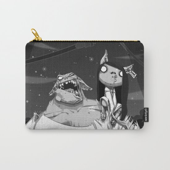 Zombikats Carry-All Pouch