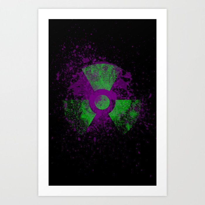 Avengers - Hulk Art Print