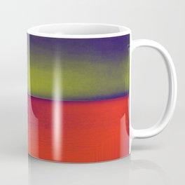 gradient horizon Coffee Mug