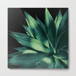 Agave Vivid Delight #2 #tropical #decor #art #society6 Metal Print