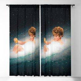 Stars Bathing Blackout Curtain
