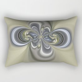2 rings Rectangular Pillow