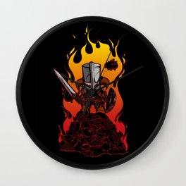 Dragon Crasher Wall Clock