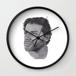 Oscar Isaac Wall Clock