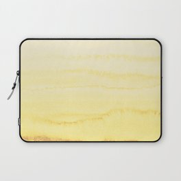 WITHIN THE TIDES - SUNNY YELLOW Laptop Sleeve