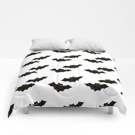 Halloween Flying Bat Comforters