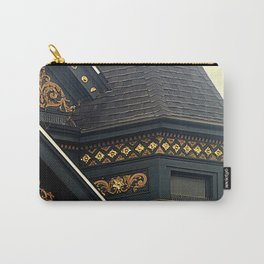 Old Brass With Top Gold - Nailed It Carry-All Pouch