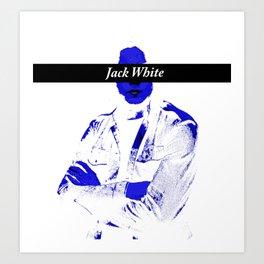Jack White III. Art Print