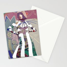 GIRL# 92 Stationery Cards