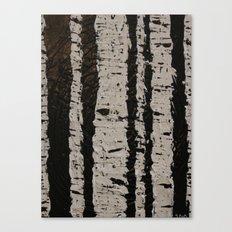 Stark Canvas Print