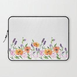 Flowers from Jedburgh Abbey Laptop Sleeve