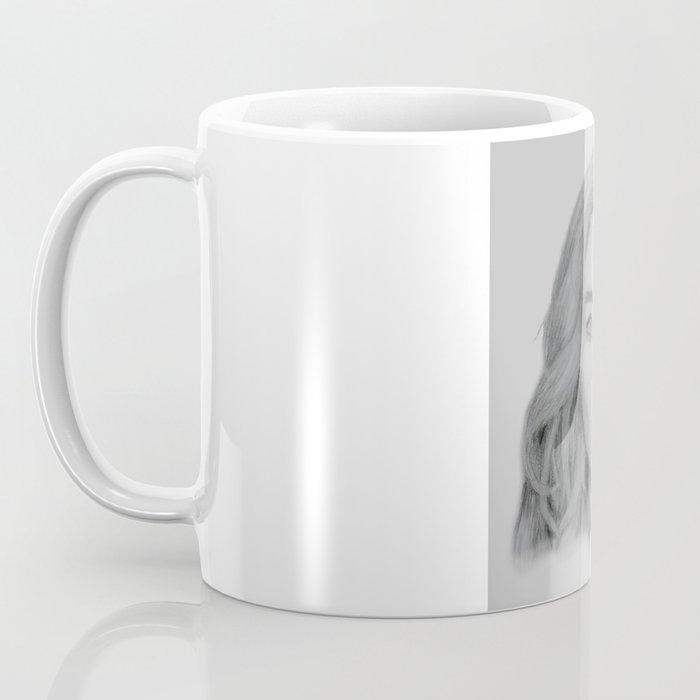 Margot Robbie portrait Coffee Mug