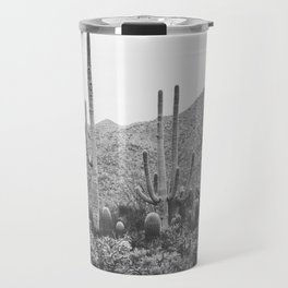 A Gathering of Cacti, No. 2 Travel Mug