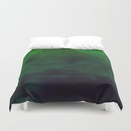 Watercolor (Witch's Blood) Duvet Cover
