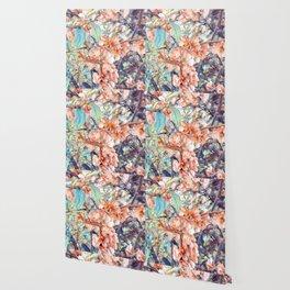 Aquarell Floral 05 Wallpaper
