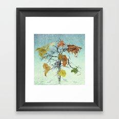 Earth Tree (The Beginnings) Framed Art Print