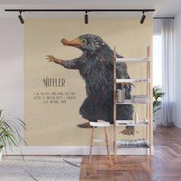 Niffler art Fantastic Beasts Wall Mural