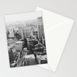 33rd Floor - Detroit, MI Stationery Cards