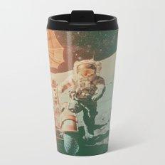 Project Apollo - 11 Metal Travel Mug