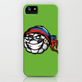 Football - Russia iPhone Case