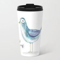 morning bird Travel Mug