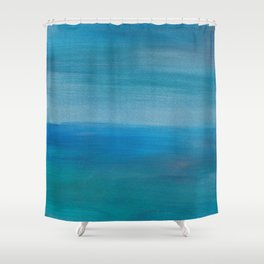 Ocean Mermaid Series, 4 Shower Curtain