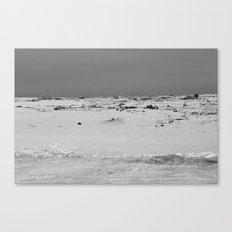 Triple S (Sky, Sand, Sea) Canvas Print