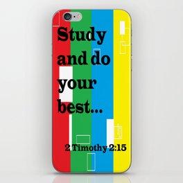 Study iPhone Skin