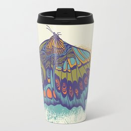 Butterfly Life Cycle Travel Mug