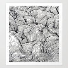 Scan 61 Art Print
