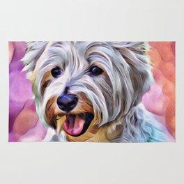 Yorkshire terrier Rug