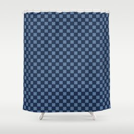 """tenugui""""mimasu"""" Shower Curtain"""