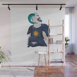 Human Horscope - Aries Wall Mural