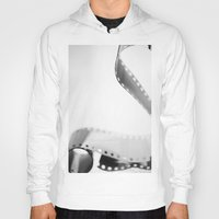 film Hoodies featuring Film  by Bree Madden