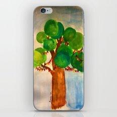 Watercolour: Celebrate iPhone & iPod Skin