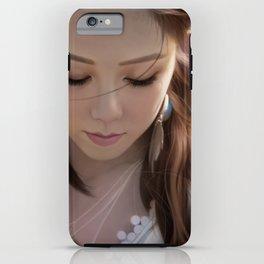 G.E.M. 另一個童話 My Fairytale EP iPhone Case