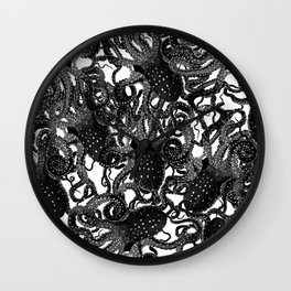 Riptide_inkpool Wall Clock