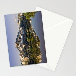 Dusk at Mertola, Portugal Stationery Cards