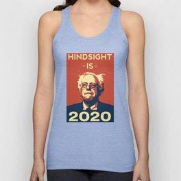 Hindsight is 2020 Unisex Tank Top