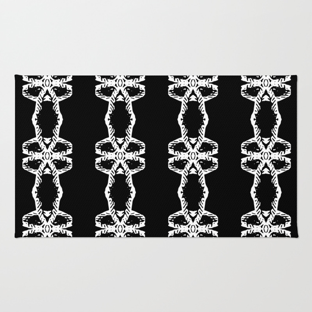 Knot Like The Rest Rug by Calzadillapm RUG8538932