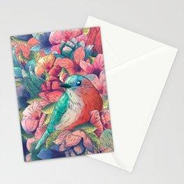 Living Garden Stationery Cards