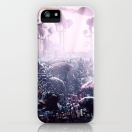 holey hill iPhone Case