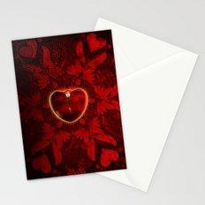 Wonderful heart Stationery Cards