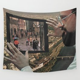 Big Brother Wall Tapestry