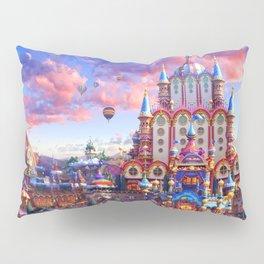 Europe Castle Fairy Tail Pillow Sham