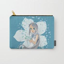"Meiko ""Menma"" Honma - Ano Hana Carry-All Pouch"