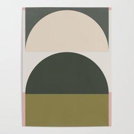 Contemporary Composition 14 Poster