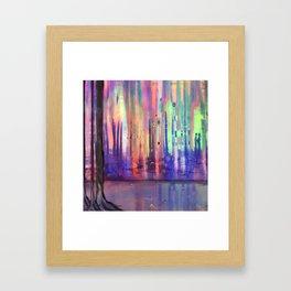 Ripples of Love Framed Art Print